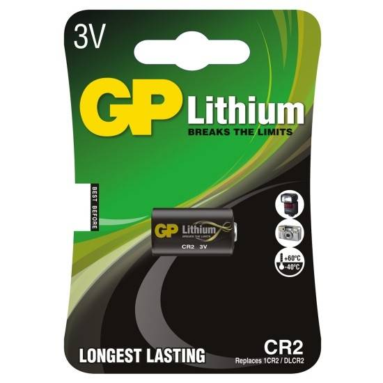 Bateria litowa CR2 GP