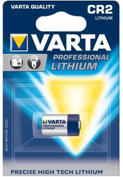 Bateria litowa CR2 Varta Professional