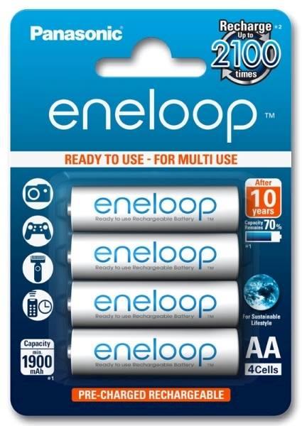 Akumulator R6 4BL Panasonic Eneloop
