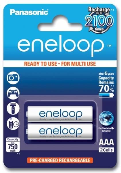 Akumulator R03 2BL 750mAh Panasonic  Eneloop