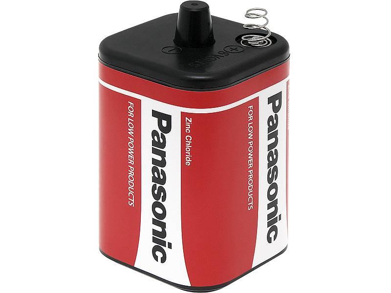 Bateria 4R25 6V/7Ah Panasonic