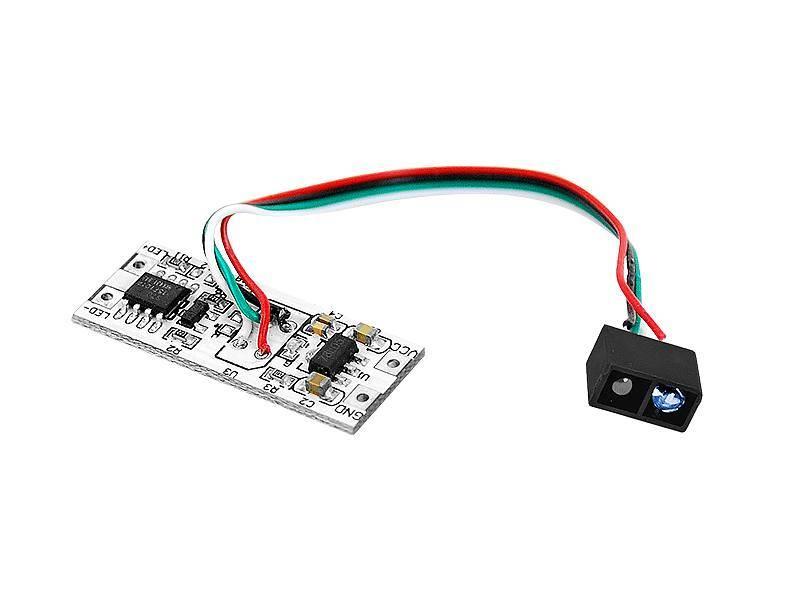 Wyłącznik do profili LED 36W-IR  światłoczuły
