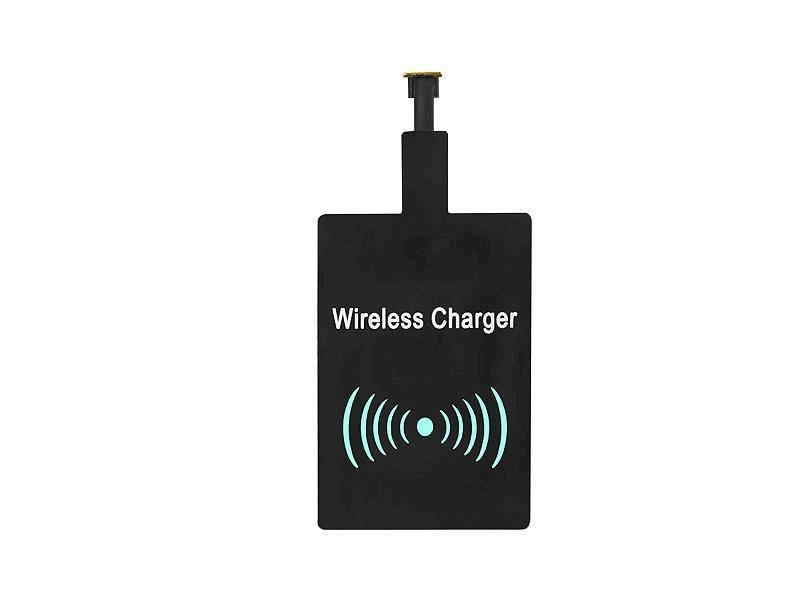 Adapter do ładowania indukcyjnego micro USB typu V
