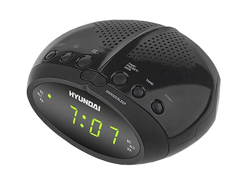 Radio budzik HYUNDAI RAC213B