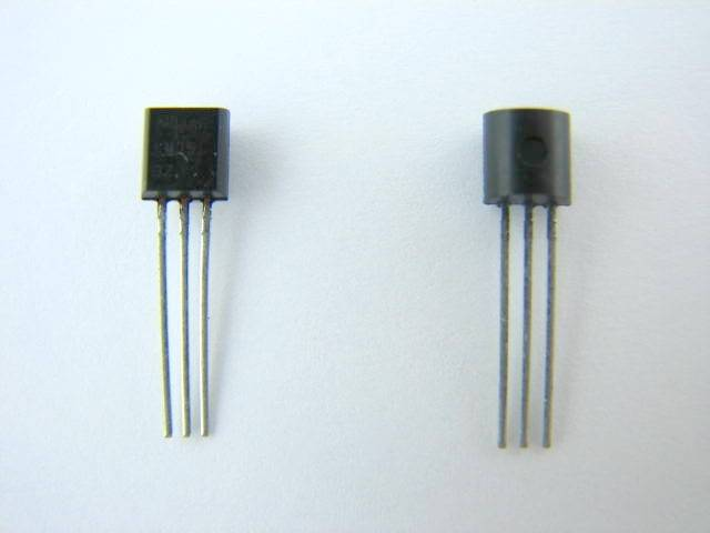 BT169D ( 800mA 200V ) PHI