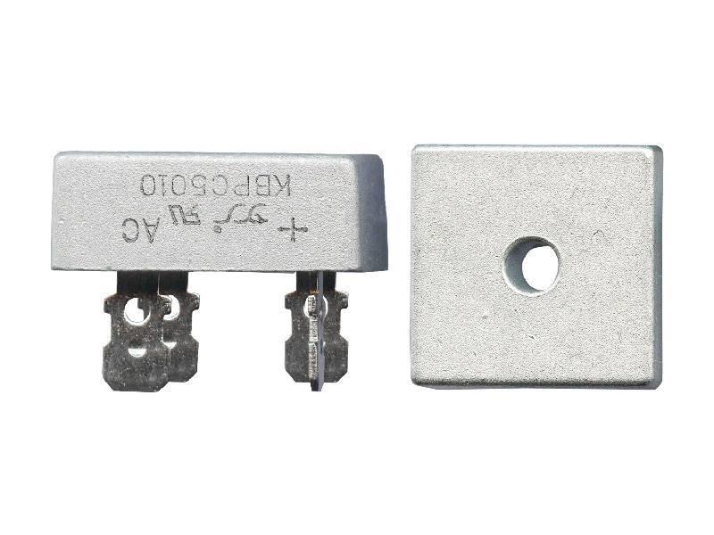 Mostek prostowniczy 50A 1000V kostka metalowa