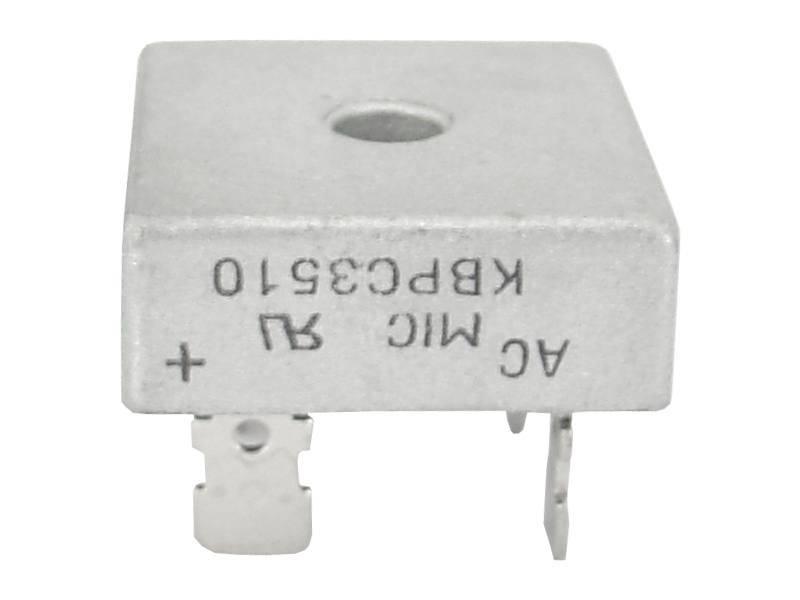 Mostek prostowniczy 35A 1000V Kostka metalowa