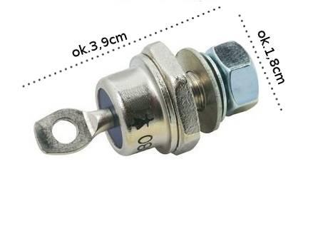 Dioda prostownicza 50A 1200V wspólna katoda D05