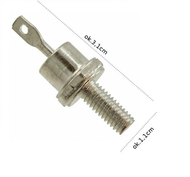 Dioda prostownicza 16A 1200V wspólna katoda D04