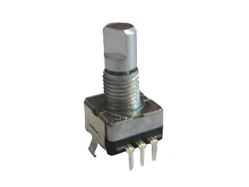 Enkoder 20 inpulsów  i=15mm z przyciskiem