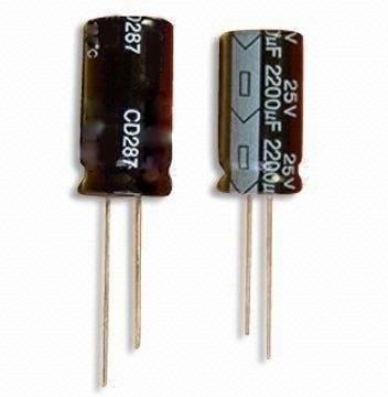 Kondensator elektrolityczny 1000uF / 10V 105C