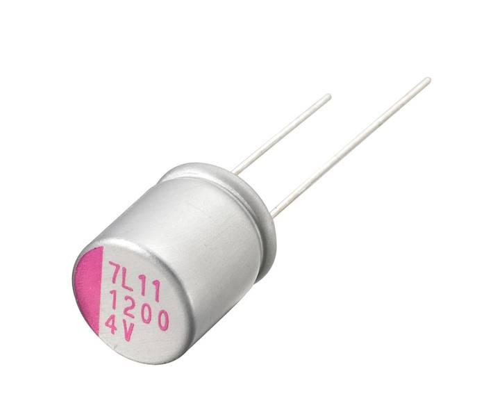 Kondensator polimerowy 470uF/10V 10x12