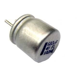 Kondensator polimerowy 1000uF/6.3V 8x8