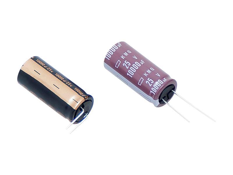 Kondensator elektrolityczny 10000uF / 25V 105st.