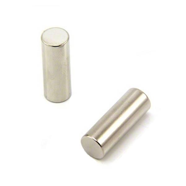 Magnes neodymowy walcowy 8x8mm