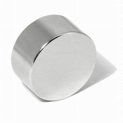Magnes neodymowy okrągły 25x3mm