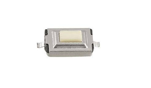 Tact switch SMD 3x6mm h=2.5mm