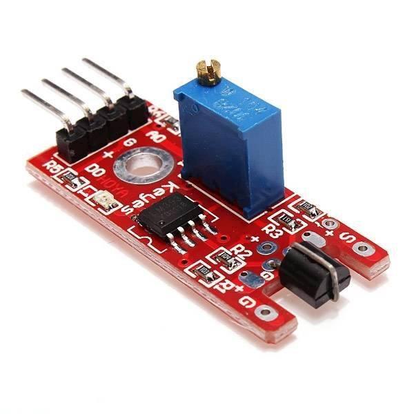 Moduł czujnika dotykowego do Arduino