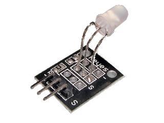Moduł diody dwukolorowej R/G WK