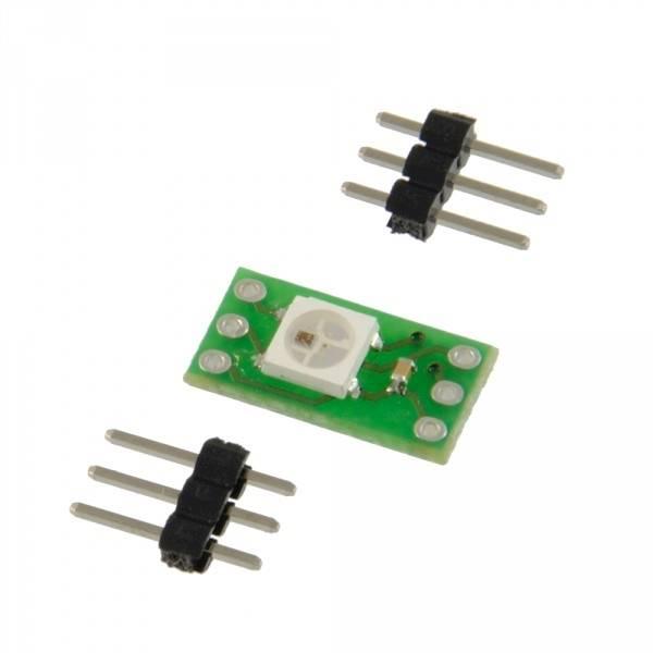 Moduł diody cyfrowej RGB WS2812B
