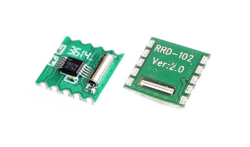 Moduł radia FM RDA5807M do Arduino