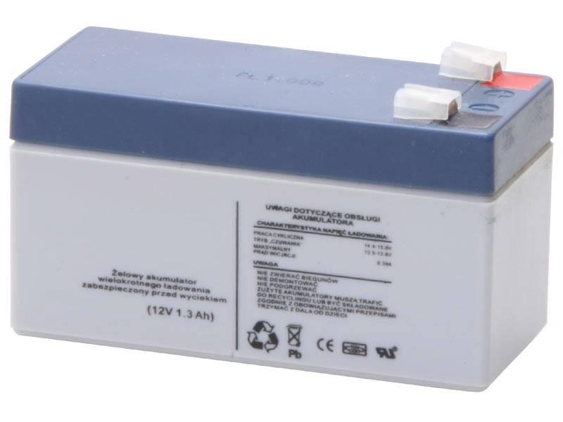 Akumulator żelowy 12V 1.2A