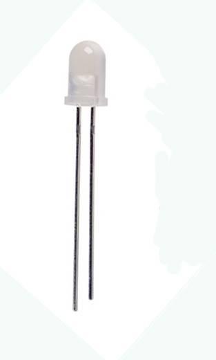 Dioda LED 5mm biała ciepła matowa