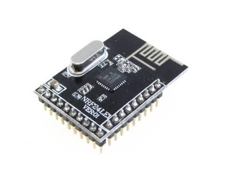 Moduł bezprzewodowy nRF24LE01 2.4GHz