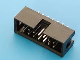 IDC wtyk 14 PIN druk prosty