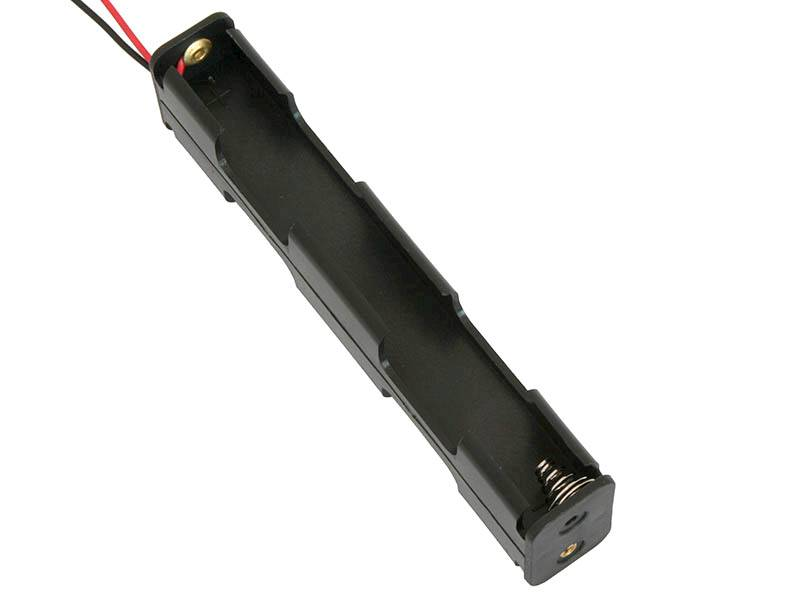 Pojemnik na baterie typ 4 R6x4