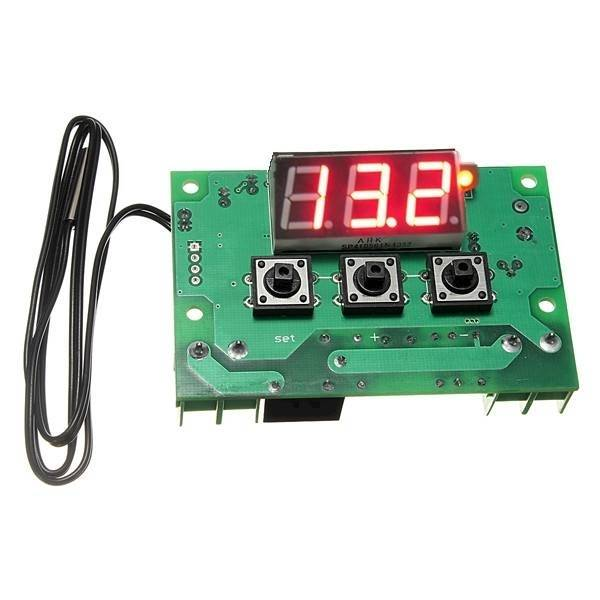 Sterownik temperatury 12V -50°C - 110°C