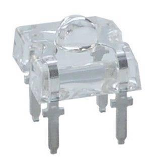 Dioda LED 5mm biała ciepła SUPER FLUX