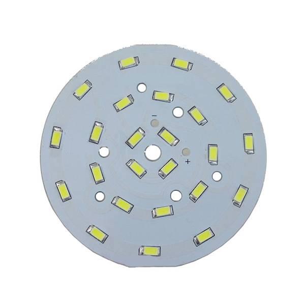 Modół 24 LED 12W 37-41V d=81mm biały