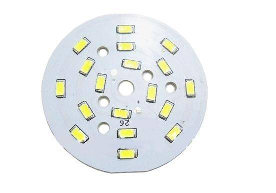 Moduł 18 LED 9W 28-31V D=65mm biały