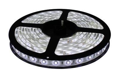 Taśma LED biała zimna 12V 3528 5m/300 IP65