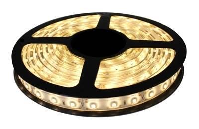 Taśma LED biała ciepła 12V 3528 5m/600 IP65