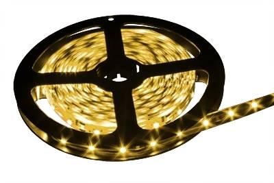 Taśma LED biała ciepła 12V 3528 5m/600 IP20