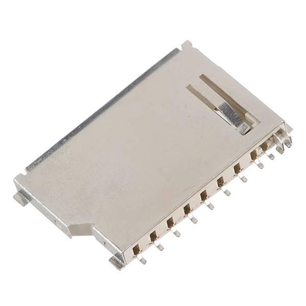 Gniazdo do karty pamięci SD krótkie  SD159 SMD