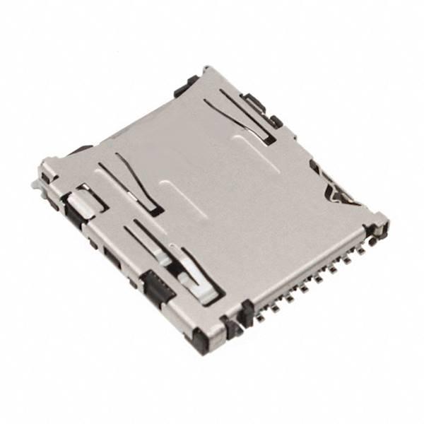 Gniazdo do karty pamięci micro SD uSD562 SMD