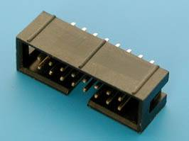 IDC wtyk 16 PIN do druku prosty