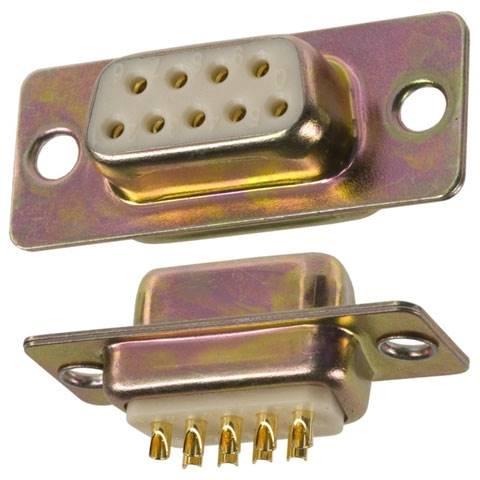 Gniazdo D-SUB 9 PIN na kabel