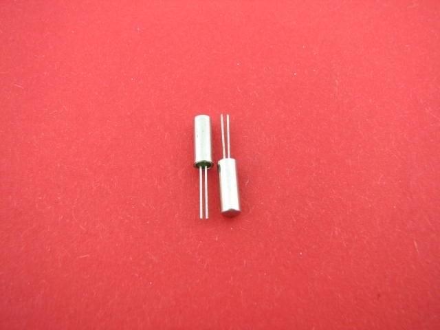 Kwarc 32,768kHz zegarkowy rurka 2x6mm