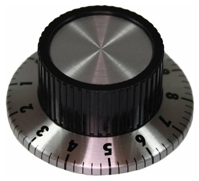 Gałka potencjometru K3019 ze skalą
