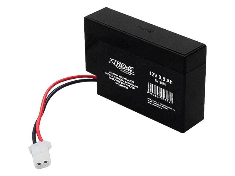 Akumulator żelowy 12V 0.8Ah XTREME