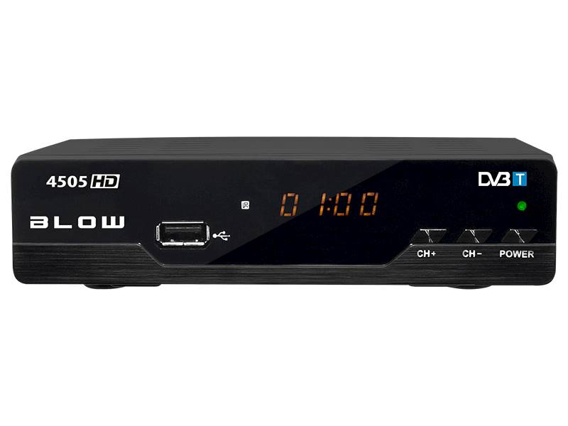 Tuner DVB-T BLOW 4505HD MPEG4