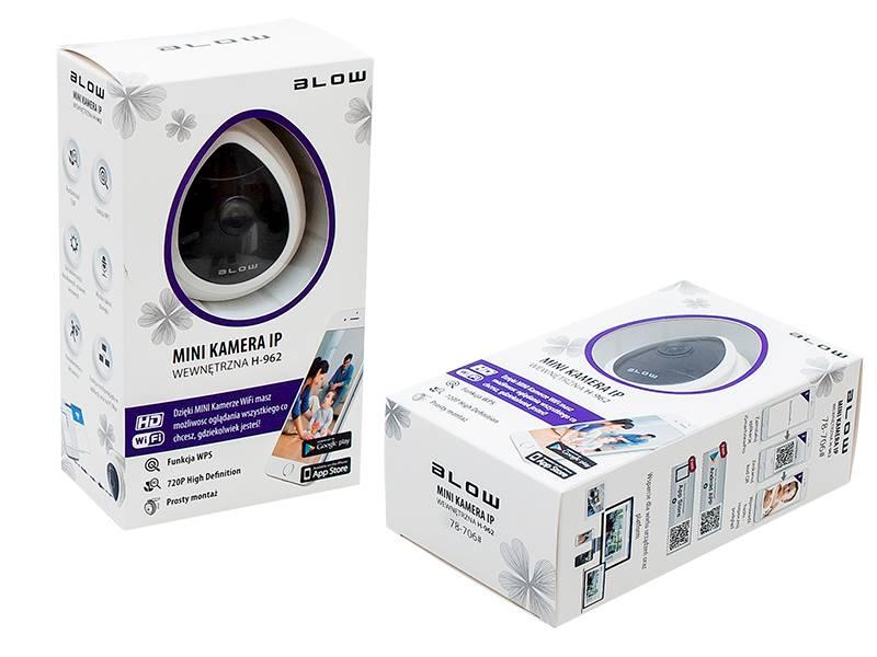 Kamera IP BLOW WiFi 720p H-962