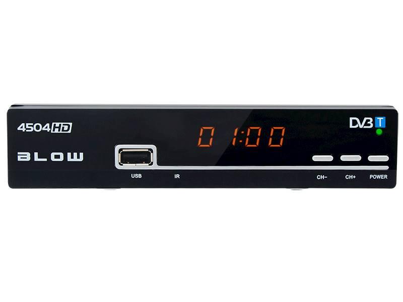 Tuner DVB-T BLOW 4504HD