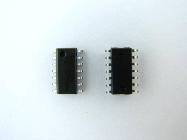 CD4001 - SMD (CD4001BCM NXP/PHI T&R )