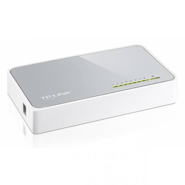 TP-LINK TL-SF1008D switch 8 portów