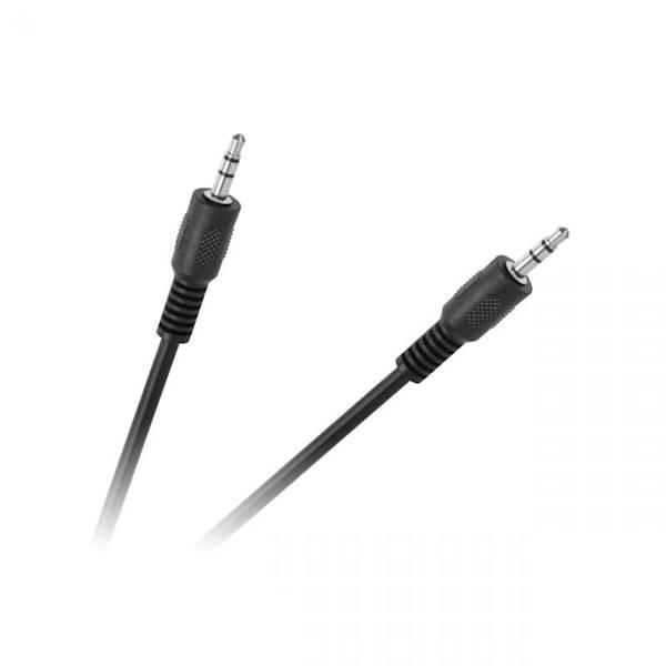 Kabel JACK 3,5 wtyk - wtyk 0,8m